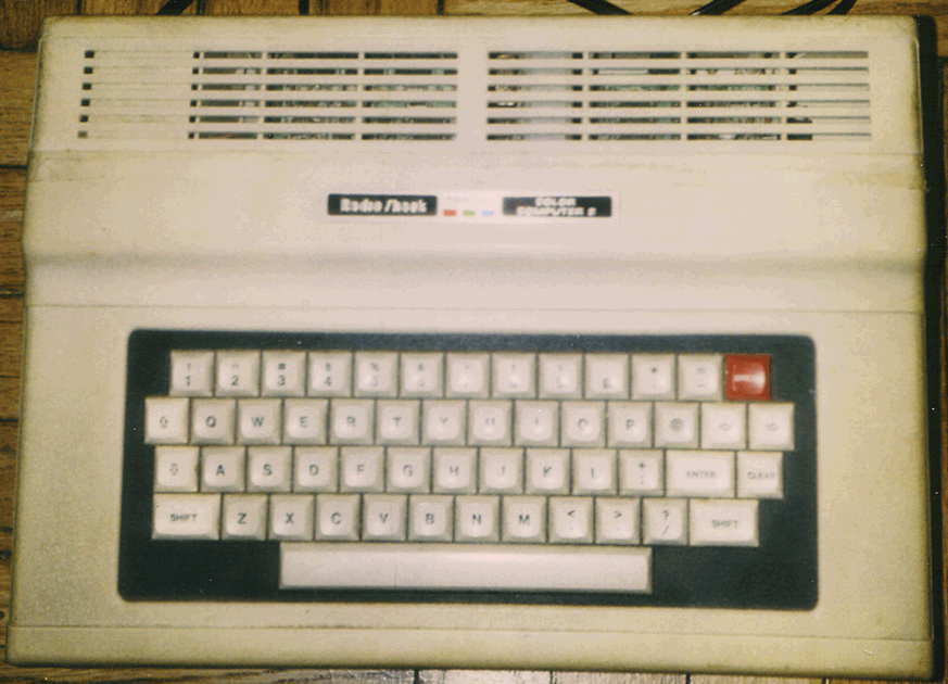 Excel Effects - TRS-80 Color Computer.