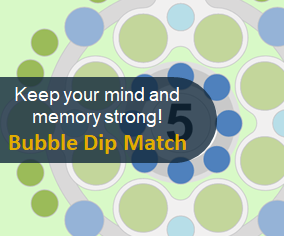 Bubble Dip Match