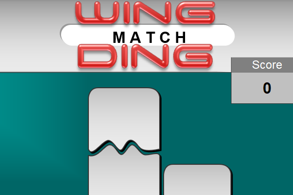 Wingding Match game for Microsoft Excel